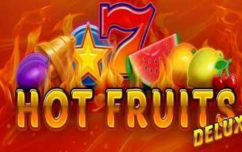 Amatic vermaakt jou met Hot Fruits Deluxe!