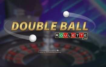 Exclusief Double Ball Roulette spelen!