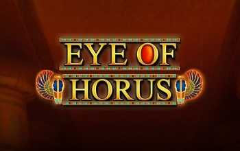 Eye of Horus Blueprint Gaming komt uit!