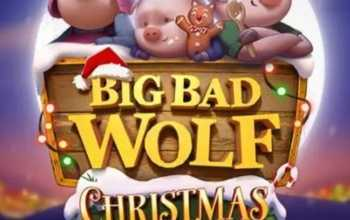 Quickspin lanceert Big Bad Wolf Christmas Special!