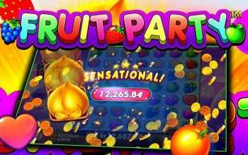 Win hoge prijzen met Fruit Party van Pragmatic Play!