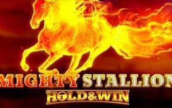 Winnen met Mighty Stallion!